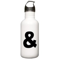 Ampersand Water Bottle
