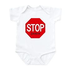 Stop Jaydin Infant Bodysuit