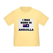 I Was Born In Anguilla T