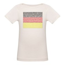 German Cities Flag Tee