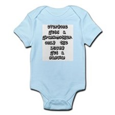 Babcia Infant Bodysuit