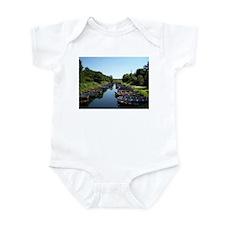 Irish Boats Infant Bodysuit