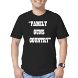 FAMILY GUNS COUNTRY T