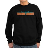 Miami Beach Skyline Sweatshirt