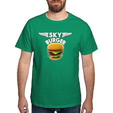 Sky Burger Logo T-Shirt
