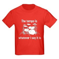 The tempo is T
