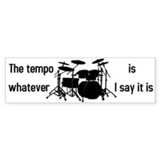 The tempo is Stickers