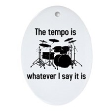 The tempo is Ornament (Oval)