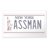 ASSMAN Decal