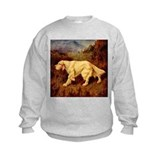 English Setter Lilian Cheviot Sweatshirt