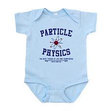 Particle Physics Infant Bodysuit