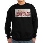 California Arson Investigator Sweatshirt (dark)