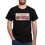 California Arson Investigator Dark T-Shirt