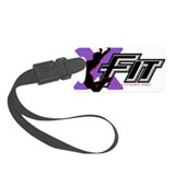 Cross fit Luggage Tags