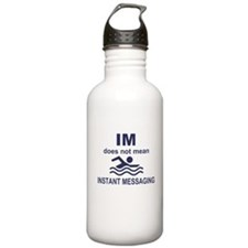 Instant Messaging Water Bottle