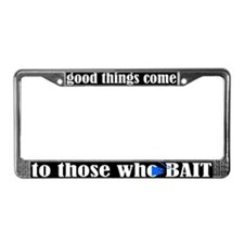 Unique Good License Plate Frame