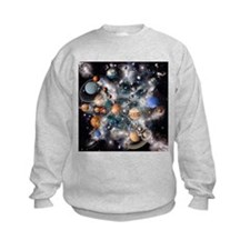 Solar system planets - Sweatshirt
