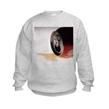 Spilt cola drink - Sweatshirt