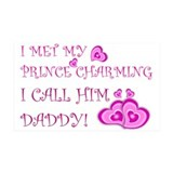 Daddy is prince charming.png Wall Decal