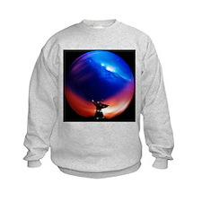 Spacecraft tracking antenna - Sweatshirt