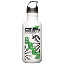 Class of 2010 Green Grad Water Bottle
