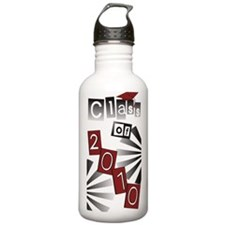 Class of 2010 Maroon Grad Water Bottle