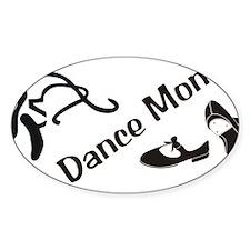 Dance Mom Rectangle Decal