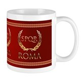 Roman Small Mugs