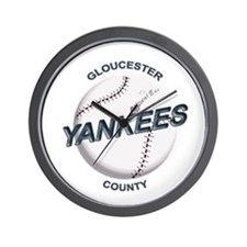 Unique Yankee Wall Clock