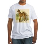 Great Dane 1890 Digitally Rem Fitted T-Shirt