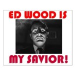 The Ed Wood Savior Small-ish Sized Poster