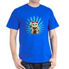Lucky Cat (Maneki-neko) T-Shirt