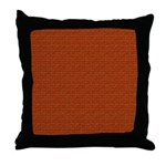 Brick Home Collection Throw Pillow