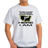 Here I Am Camo Nation T-Shirt