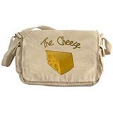 The Cheese Messenger Bag