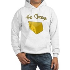 The Cheese Jumper Hoody