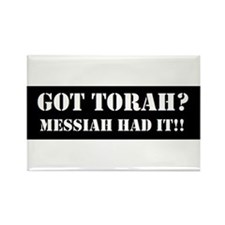 GOT TORAH? Rectangle Magnet