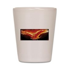 The Phoenix Shot Glass