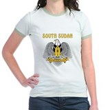 South Sudan Coat of arms T