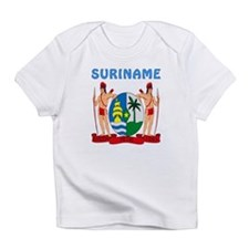 Suriname Coat of arms Infant T-Shirt