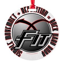 X-Fit 2 Ornament
