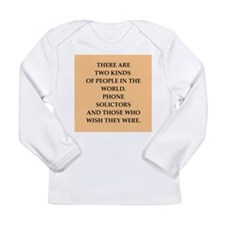 solicitor Long Sleeve Infant T-Shirt