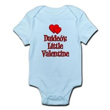 Daideos Little Valentine Infant Bodysuit