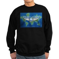 Pocket Planes Logo Sweatshirt