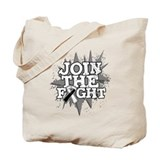 Join Fight Carcinoid Cancer Tote Bag
