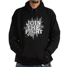 Join Fight Brain Cancer Hoodie