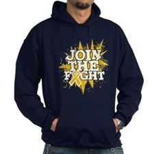 Join Fight Appendix Cancer Hoodie
