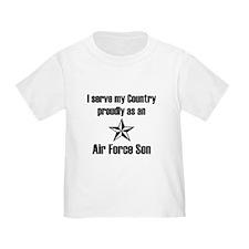 AF Son Serve Proudly T