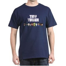 Tiny Tower Logo T-Shirt