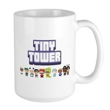 Tiny Tower Logo Mug